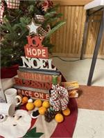 Christmas Tree by Conrad Area Chamber