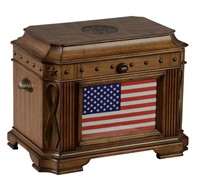Memory Chests-Military-Patriot-Freedom