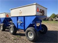 Dan McCullough Farm Machinery Auction