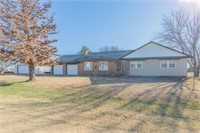 REAL ESTATE AUCTION - 11191 SW 64TH ST, AUGUSTA, KS 67010