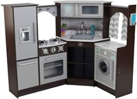 Ultimate Corner Play Kitchen with Lights & Sounds