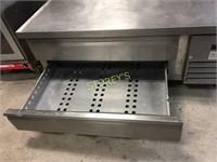 """Kool-It 60"""" Ref. Chef Base on Wheels"""