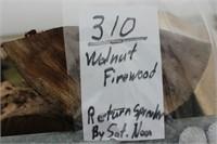 Hay, Bedding, Firewood #50 (12/9/2020)
