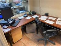 Bureaux et entrepôt de S Cohen 400-111