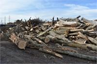 Huge Lot of Timber in Niagara Falls