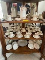 Antiques, Fenton Glass, Nippon, Furniture & More