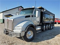 2020 Winter Columbus Heavy Equipment Truck & Trailer Auction