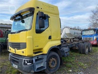 2011 RENAULT PREMIUM 430 at TruckLocator.ie