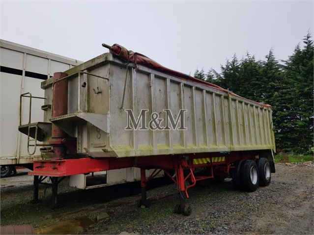 1975 AHP Tipping Trailer at TruckLocator.ie