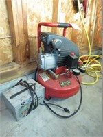 Air Compressor & Charger