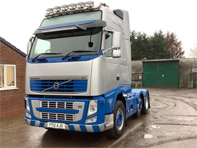 2012 VOLVO FH480 at TruckLocator.ie