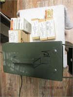 AMMO BOX WITH 7.62X39