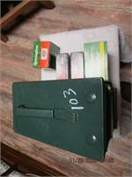 AMMO BOX OF 12gauge