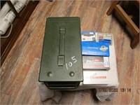 AMMO BOX OF 45