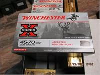 AMMO BOX OF 45-70