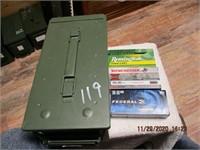 AMMO BOX OF 30-30