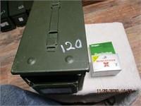 AMMO BOX OF 20ga
