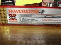 1500 ROUNDS OF 22LR
