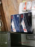 AMMO BOX OF 22 MAG