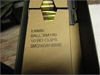 AMMO BOX OF  5.56