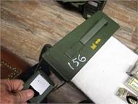AMMO BOX OF 303 BRITISH