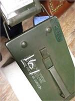 AMMO BOX OF 338 LAPUA