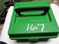 PLASTIC CASE OF 300 WIN MAG