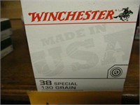 38 SPECIAL ROUNDS