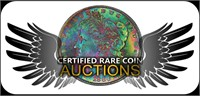 Certified rare Coin Auctions 888-996-2646