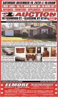 BEAUTIFUL BRICK HOME - TOYOTA CAMRY - ANTIQUES - FURNITURE