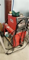 Lincoln Electric Sp - 125 Plus & Cart