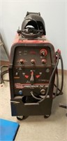 Lincoln Precision Tig 185 Welder