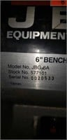 """JET 6"""" Bench Grinder with stand"""