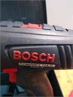 Bosh compact drill 14.4 volt with green case