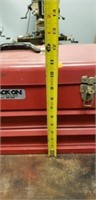 """Stack on 20"""" 2 drawer chest Tool Box with contents"""