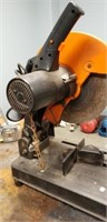 Chicago Power Tools Abrasive Cut off Saw