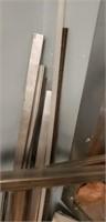 Misc. Barel lot Of Steel & Aluminum Pieces