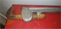 Pittsburgh Industrial size pipe wrench