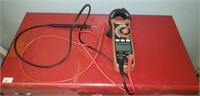 True Arms AC TRMS Clamp Meter