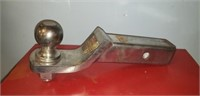 """2"""" Bully stainless steel towing hitch"""