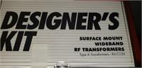 Designer's kit color craft RF transformers