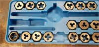 Great Neck Tap and Die set & extras