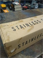 Stainless submersible pump new in box