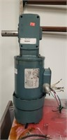 Reliance electric duty master A C Motor as is