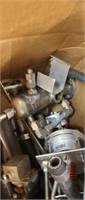 Estate lot of industrial items