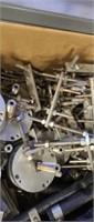 Estate lot of industrial brackets