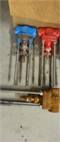 Estate lot of industrial pieces