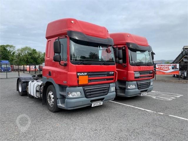2013 DAF CF85.460 at TruckLocator.ie