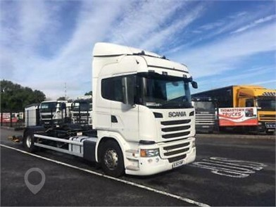 2013 SCANIA G230 at TruckLocator.ie