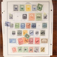 January 10th, 2021 Weekly Stamps & Collectibles Auction